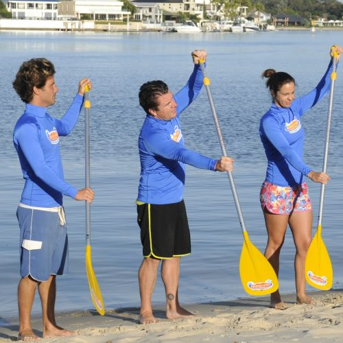 SUP Lessons at Palm Beach